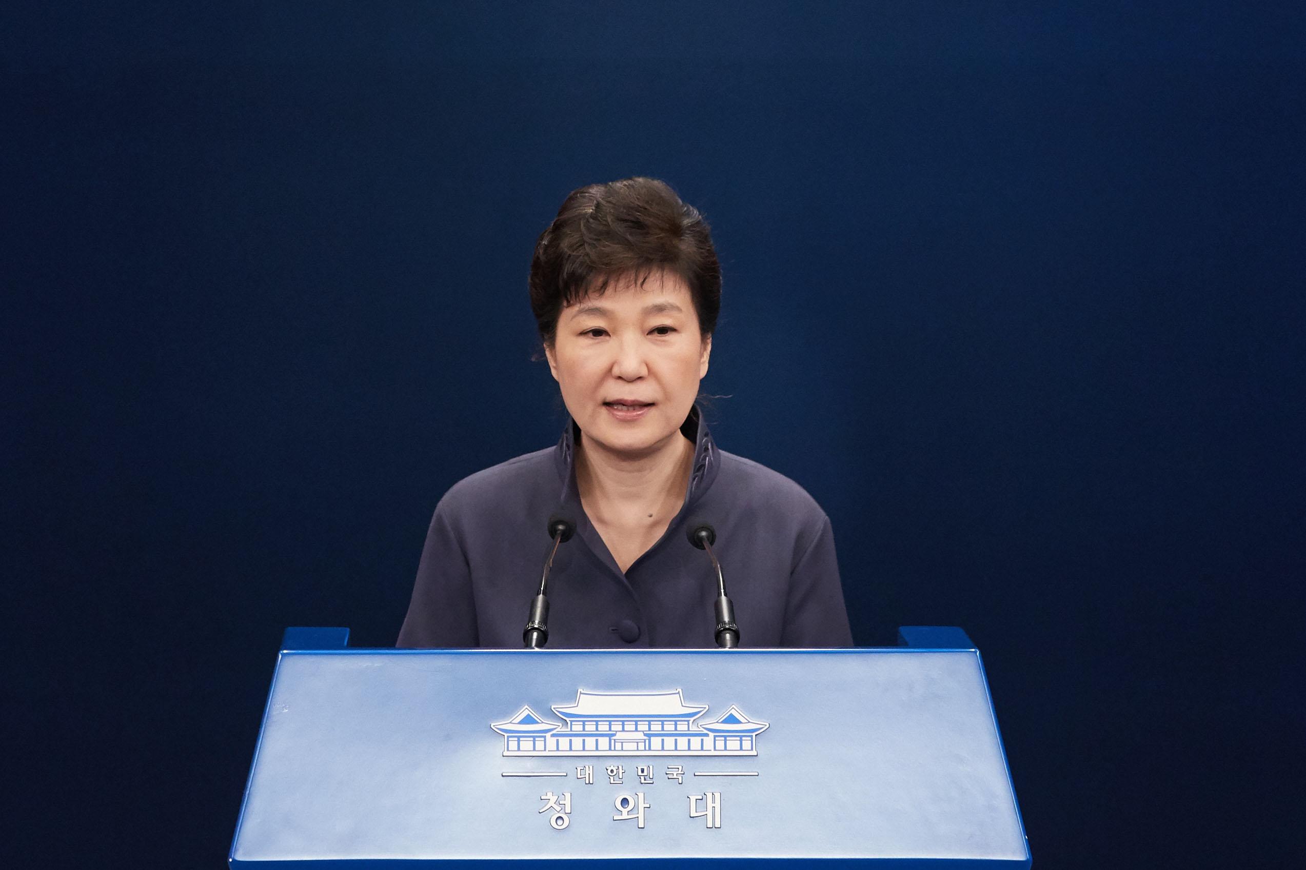 박근혜 대통령<청와대 제공>