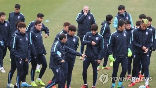 한국 축구 대표팀, 28일 저녁 8시 월드컵 최종예선 시리아전