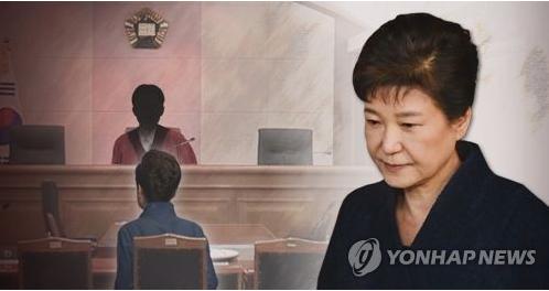 박근혜 전 대통령 '뇌물수수' 혐의 적용 구속기소 <사진=연합뉴스>