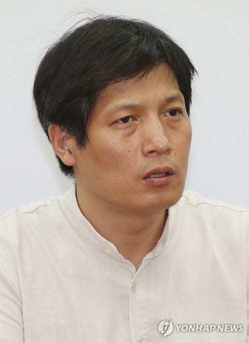 한국당 최해범 혁신위원(출처=연합)