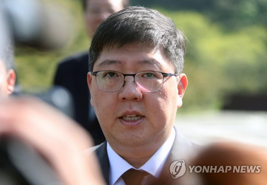 김홍걸 더불어민주당 국민통합위원장(사진=연합뉴스)
