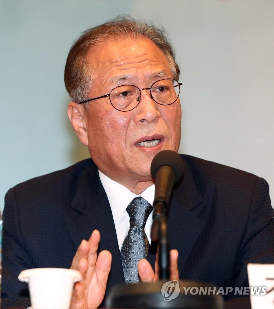 정세현 전 통일부 장관(사진=연합뉴스)