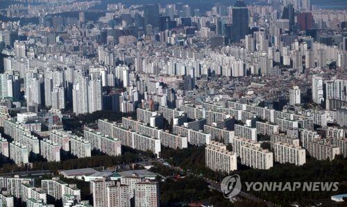 서울 강남구 대치동 아파트 단지<사진=연합뉴스>