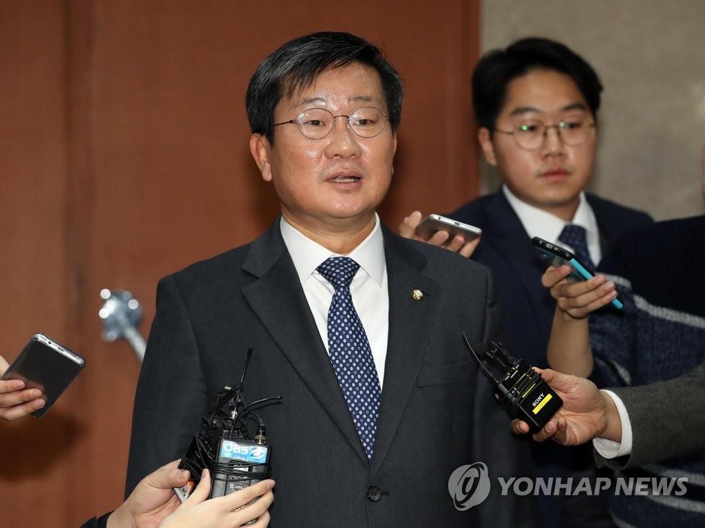 더불어민주당 전해철 의원(사진=연합뉴스)