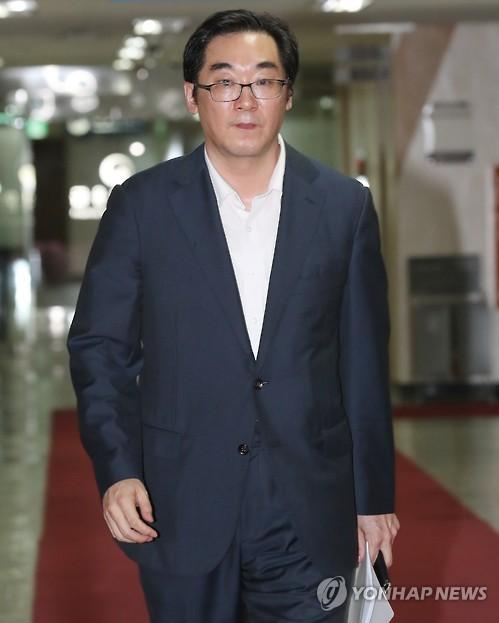 나향욱 전 교육부 정책기획관<사진=연합뉴스>