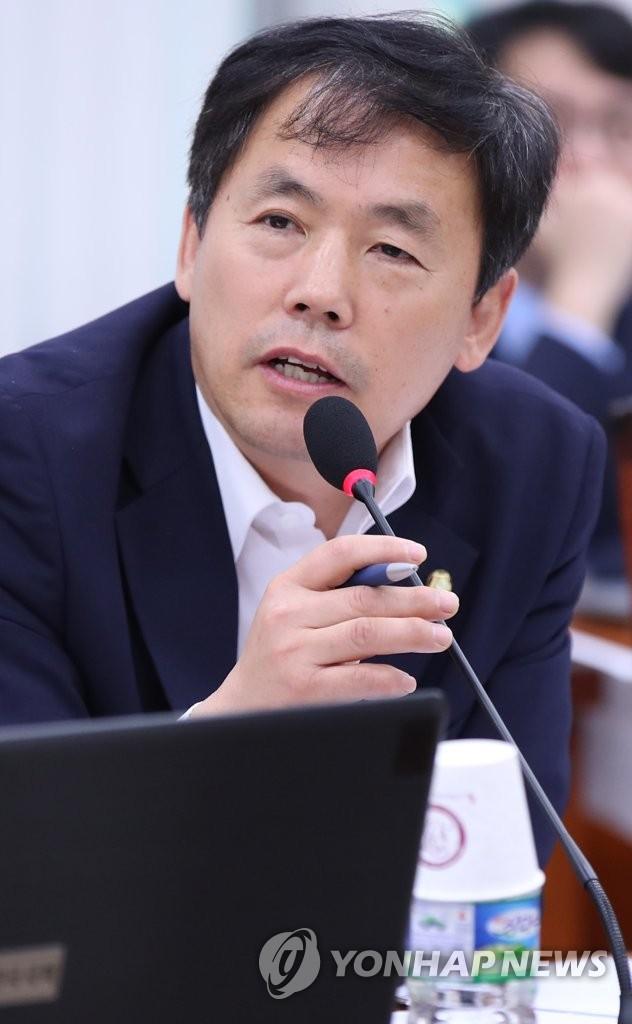 더불어민주당 김현권 의원(사진=연합뉴스)