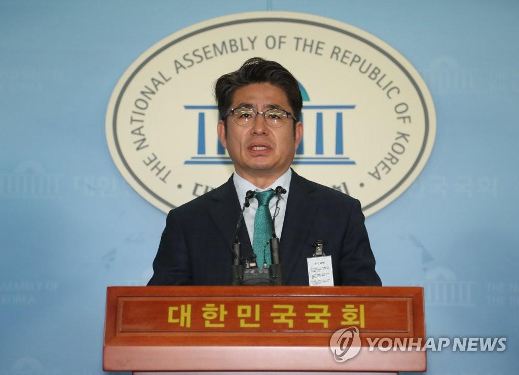 박종진 바른미래당 송파을 예비후보<출처=연합>