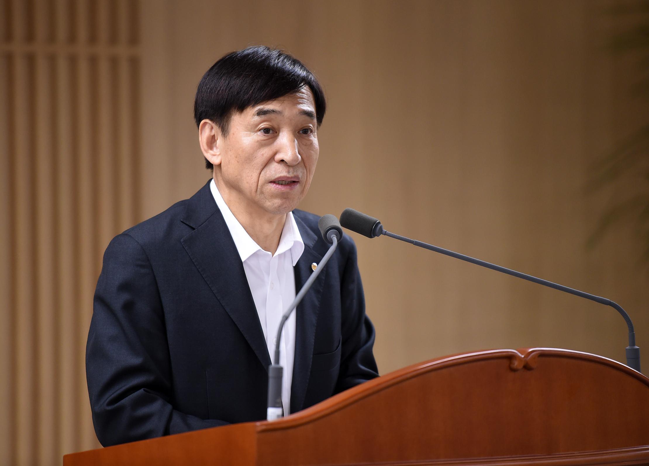 이주열 한국은행 총재 <한국은행 제공>