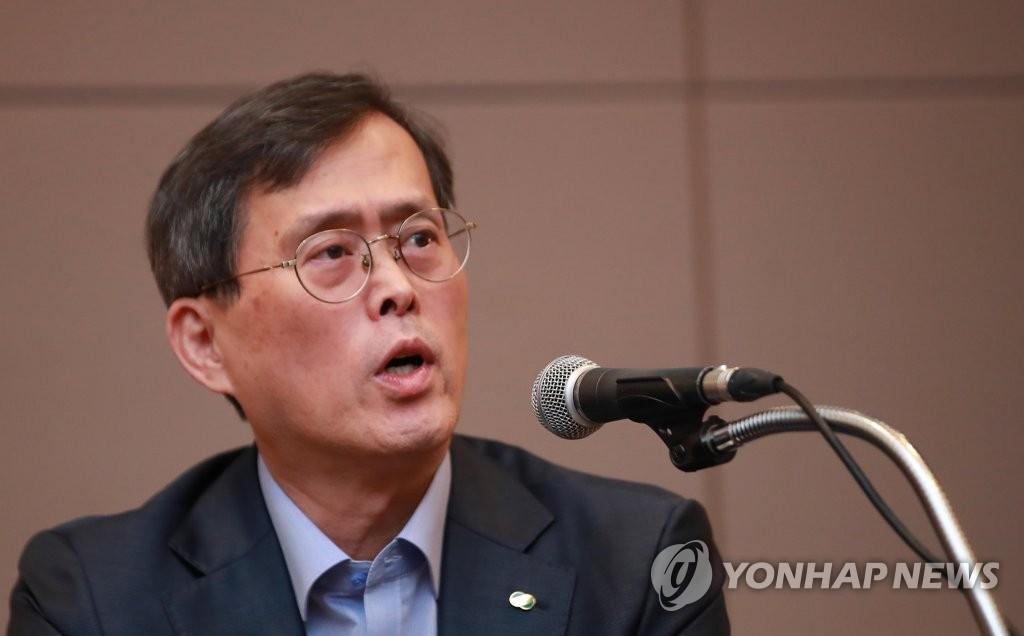 정재훈 한국수력원자력 사장 <사진=연합뉴스>