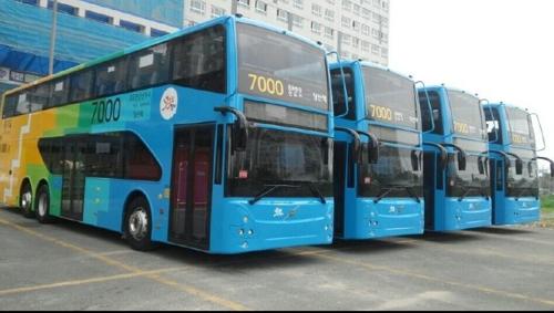 김포 7000번 버스<사진=연합뉴스>