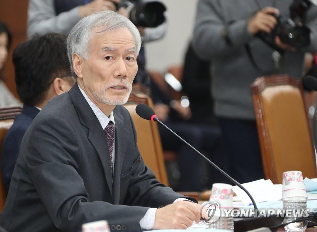 발언하는 자유한국당 유민봉 의원<사진=연합뉴스>