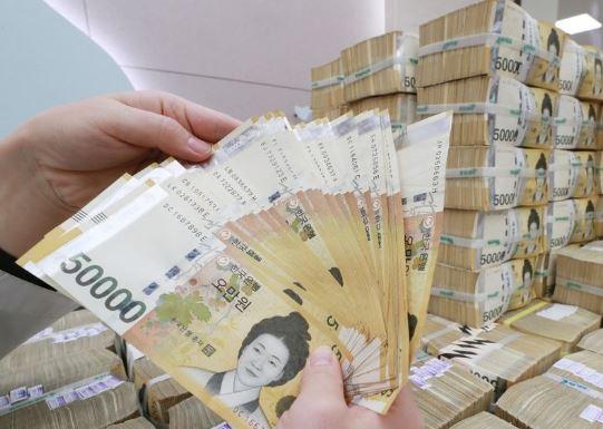 5만원권 지폐 <사진 = 연합뉴스>