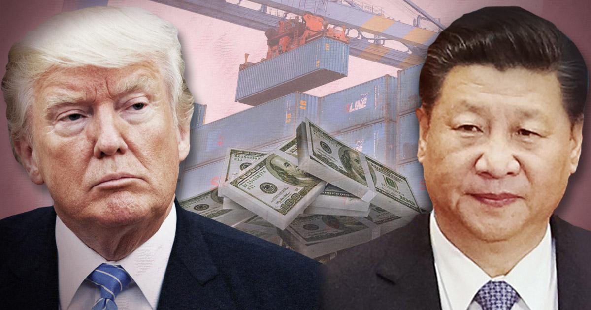 미국-중국 무역전쟁<사진=연합뉴스>