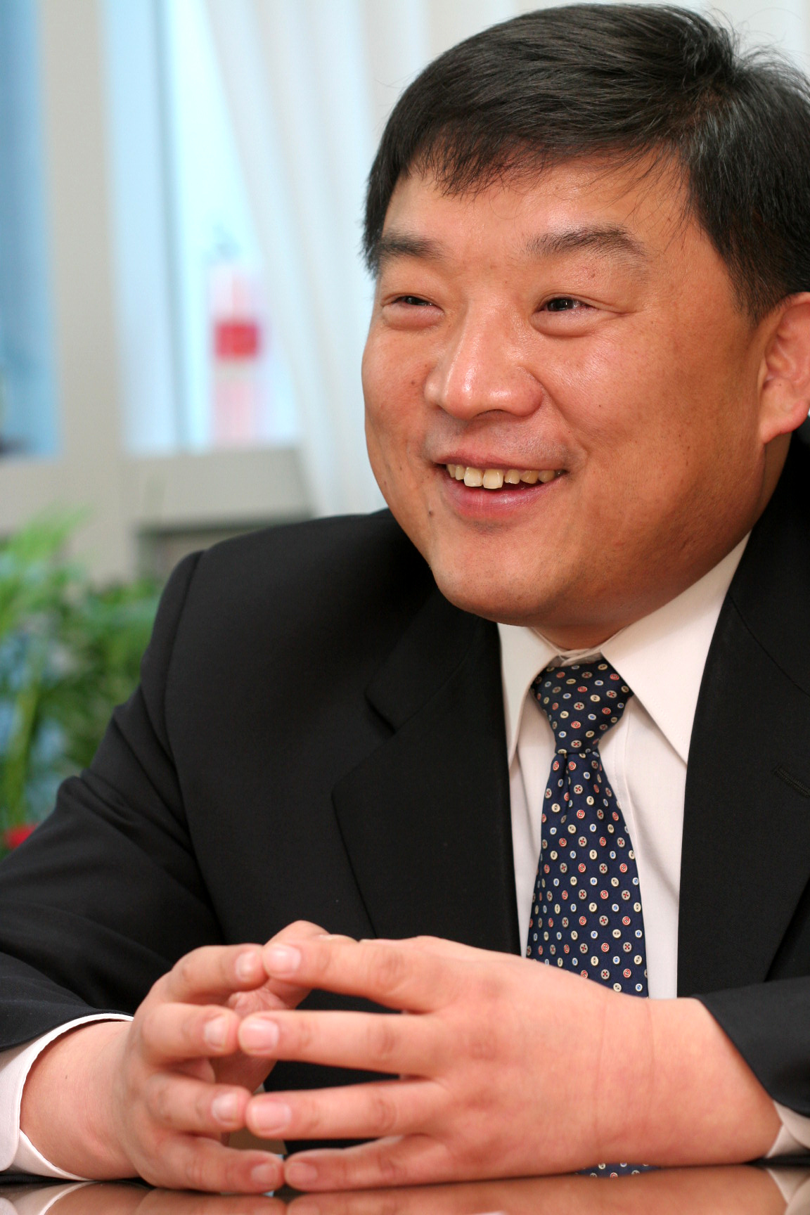 김성규 세종문화회관 신임 사장<사진=서울시 제공>