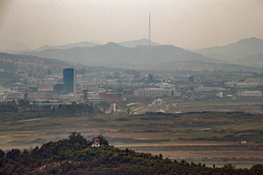 고요한 개성공단 <사진=연합뉴스>