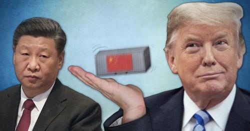 도널드 트럼프 미국 대통령과 시진핑 중국 국가주석 <사진=연합뉴스>