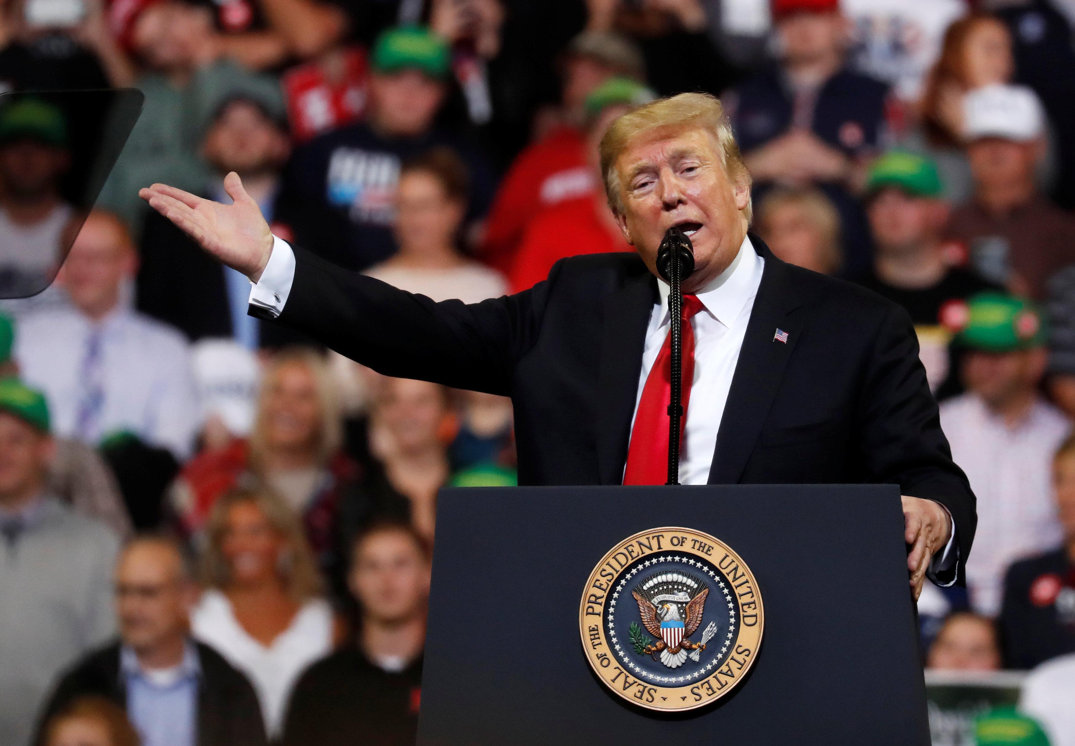 트럼프 미국 대통령 <사진=연합>