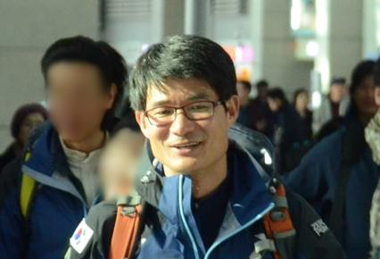 climber Kim Chang-ho in 2013 <Photo: Yonhap News>