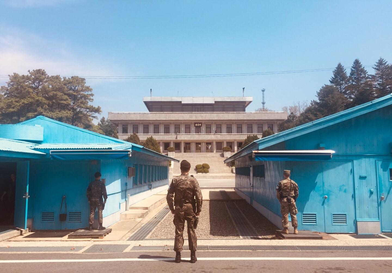 판문점 공동경비구역, JSA <사진 = tbs 안미연 기자>