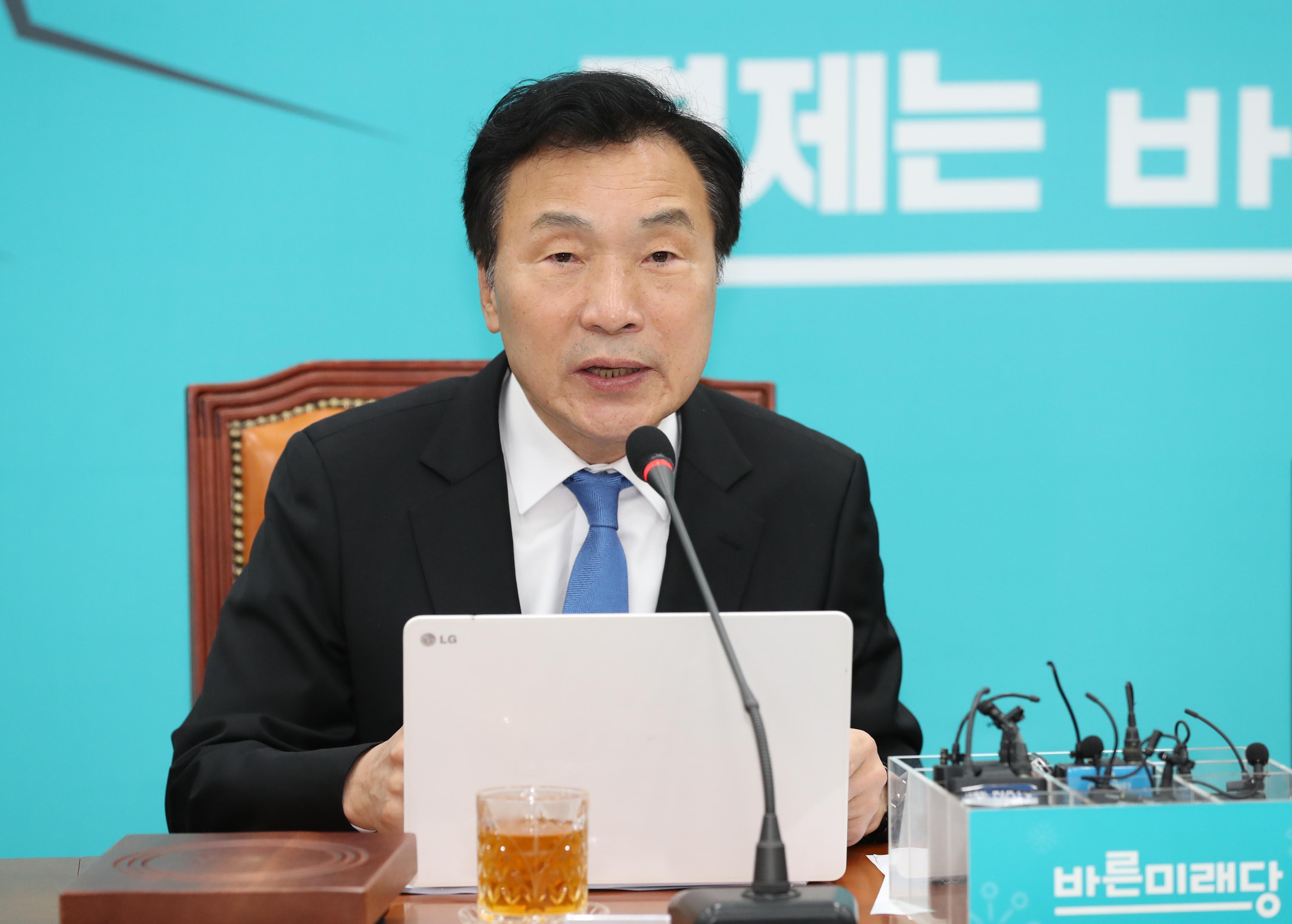 바른미래당 손학규 대표 <사진=연합뉴스>