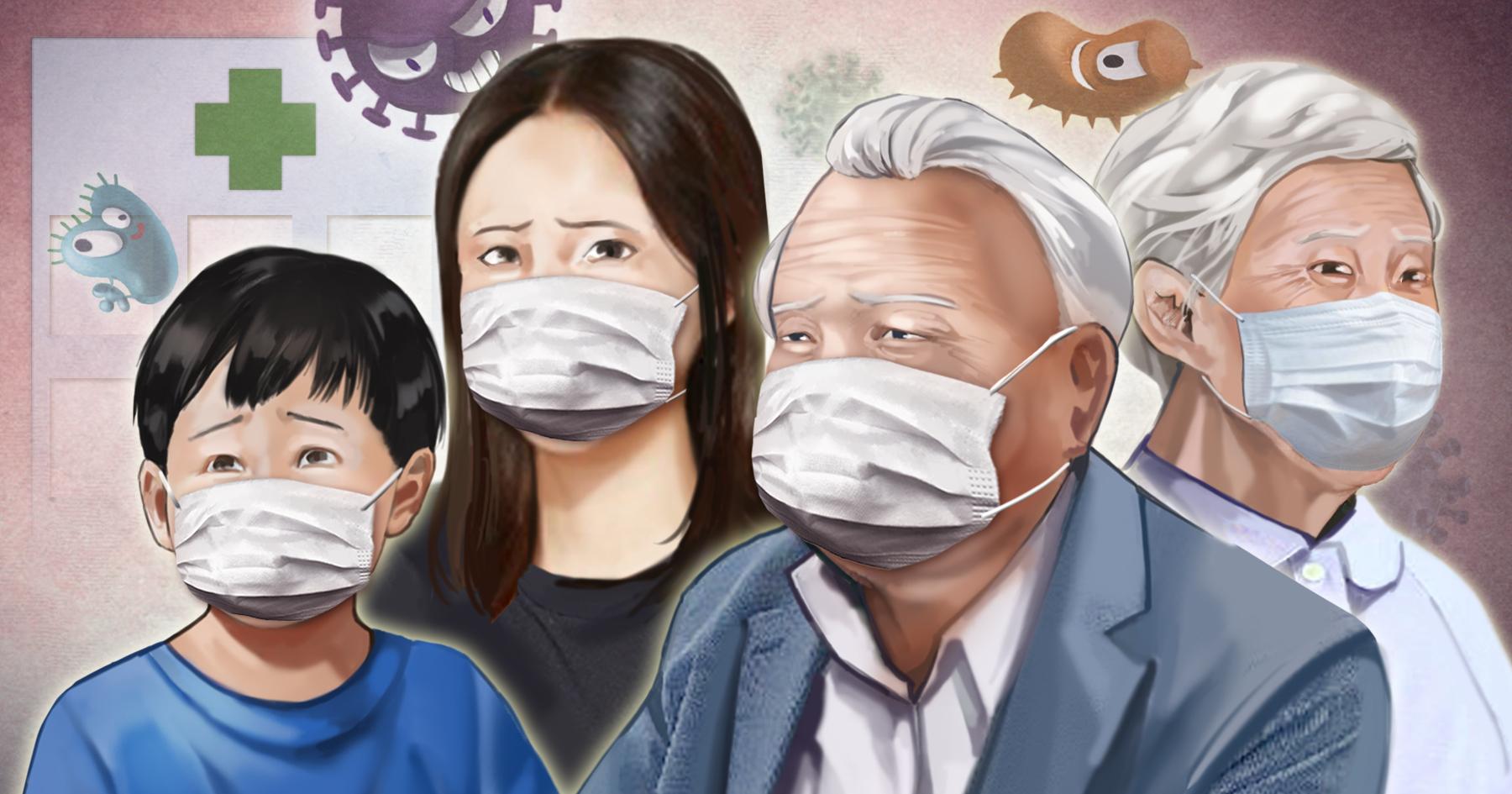 인플루엔자 <사진=연합뉴스>
