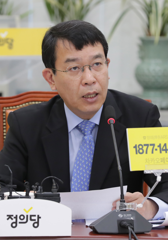 정의당 김종대 의원<사진=연합뉴스>