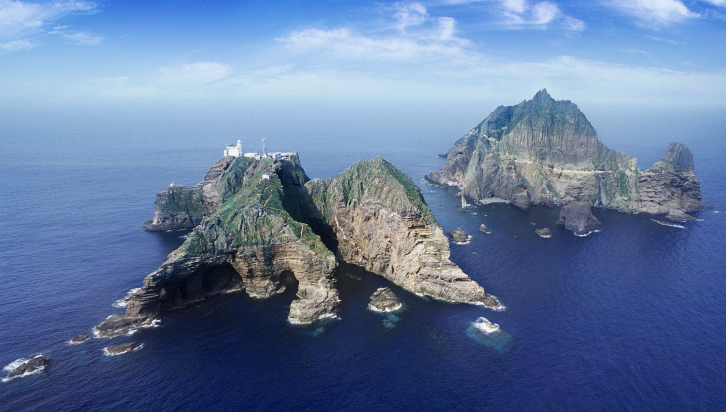 South Korea's easternmost islets of Dokdo <Photo: Yonhap News>