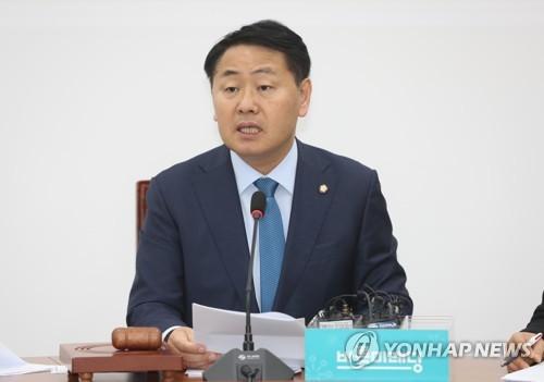 바른미래당 김관영 원내대표<사진=연합뉴스>