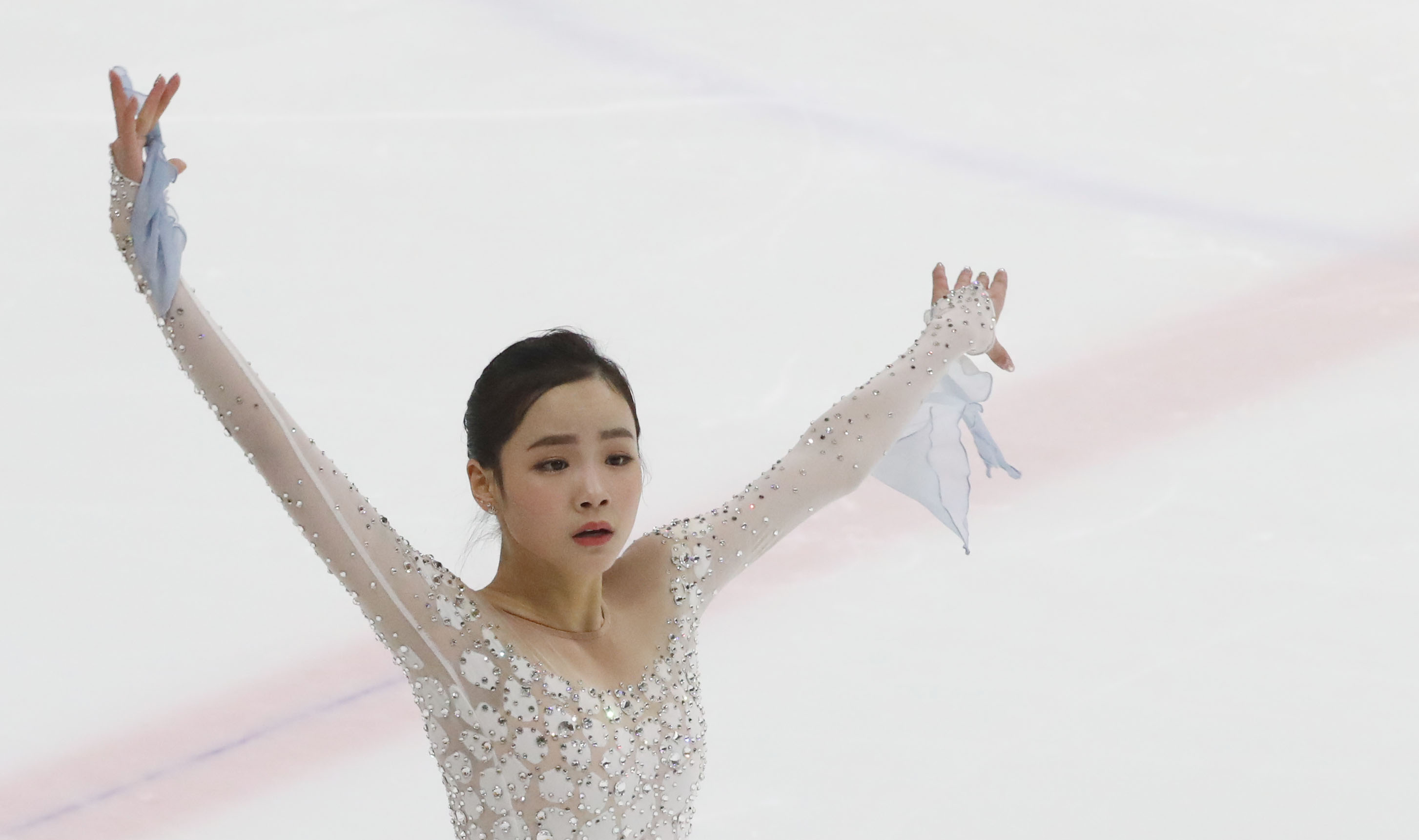 South Korean figure skater Lim Eun-soo <Photo: Yonhap News>