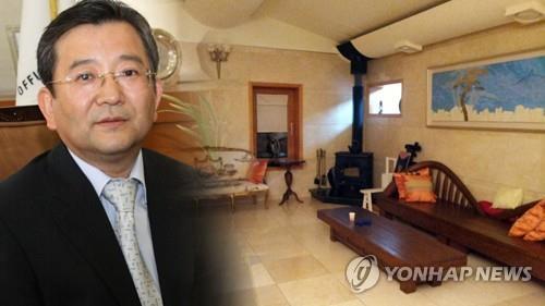 김학의 전 법무부 차관<사진=연합>
