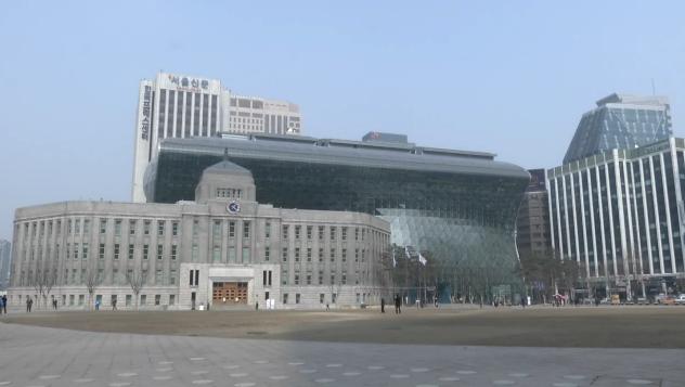 서울시청 <사진=tbs>