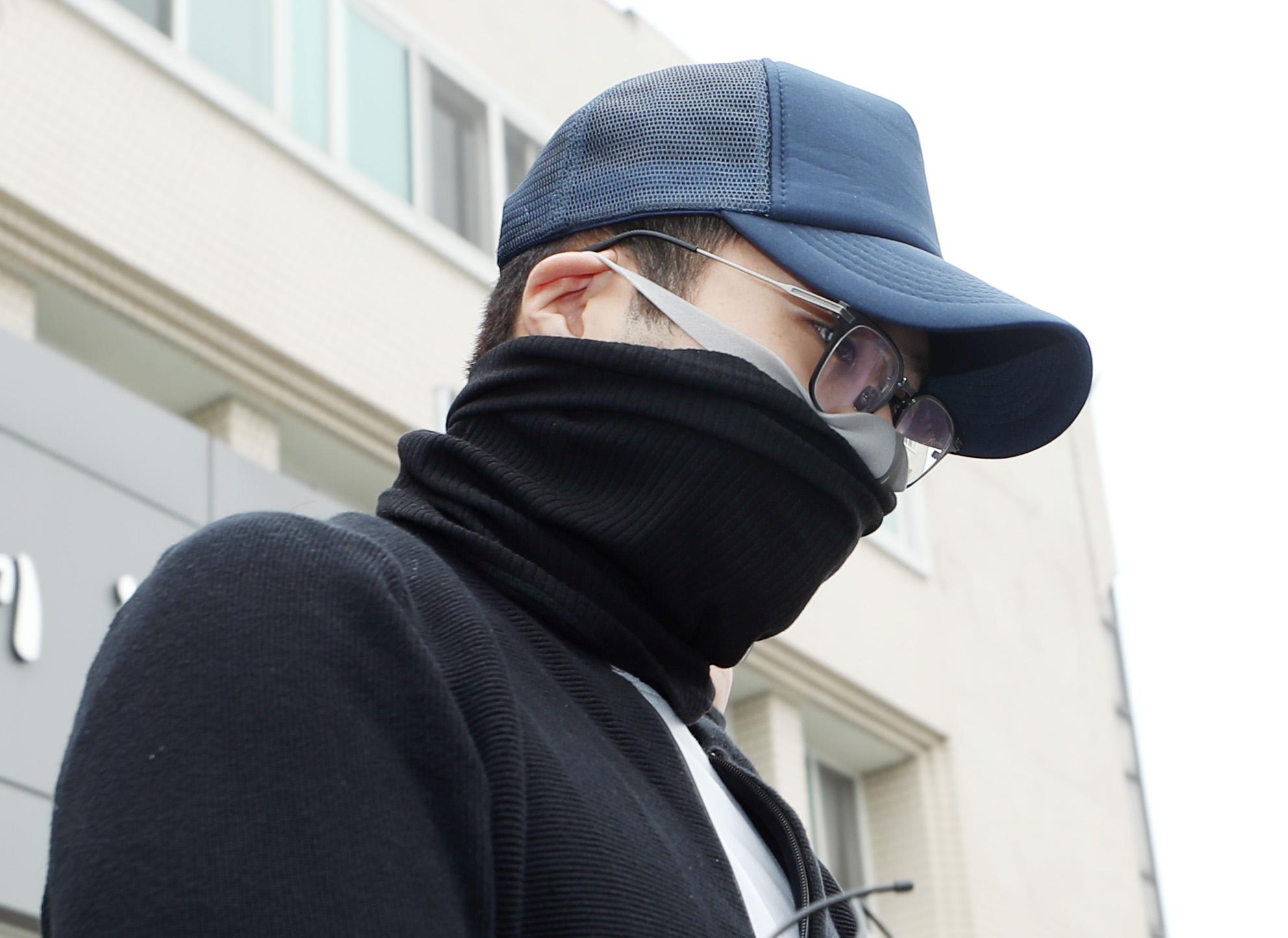 상습 대마 흡연 혐의를 받는 현대가 3세<사진=연합뉴스>