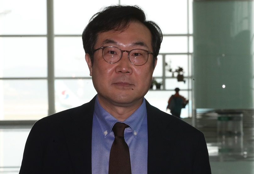 Special Representative for Korean Peninsula Peace and Security Affairs Lee Do-hoon <Photo: Yonhap News>