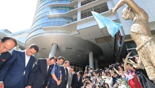 용산역 강제징용상<사진=연합뉴스>