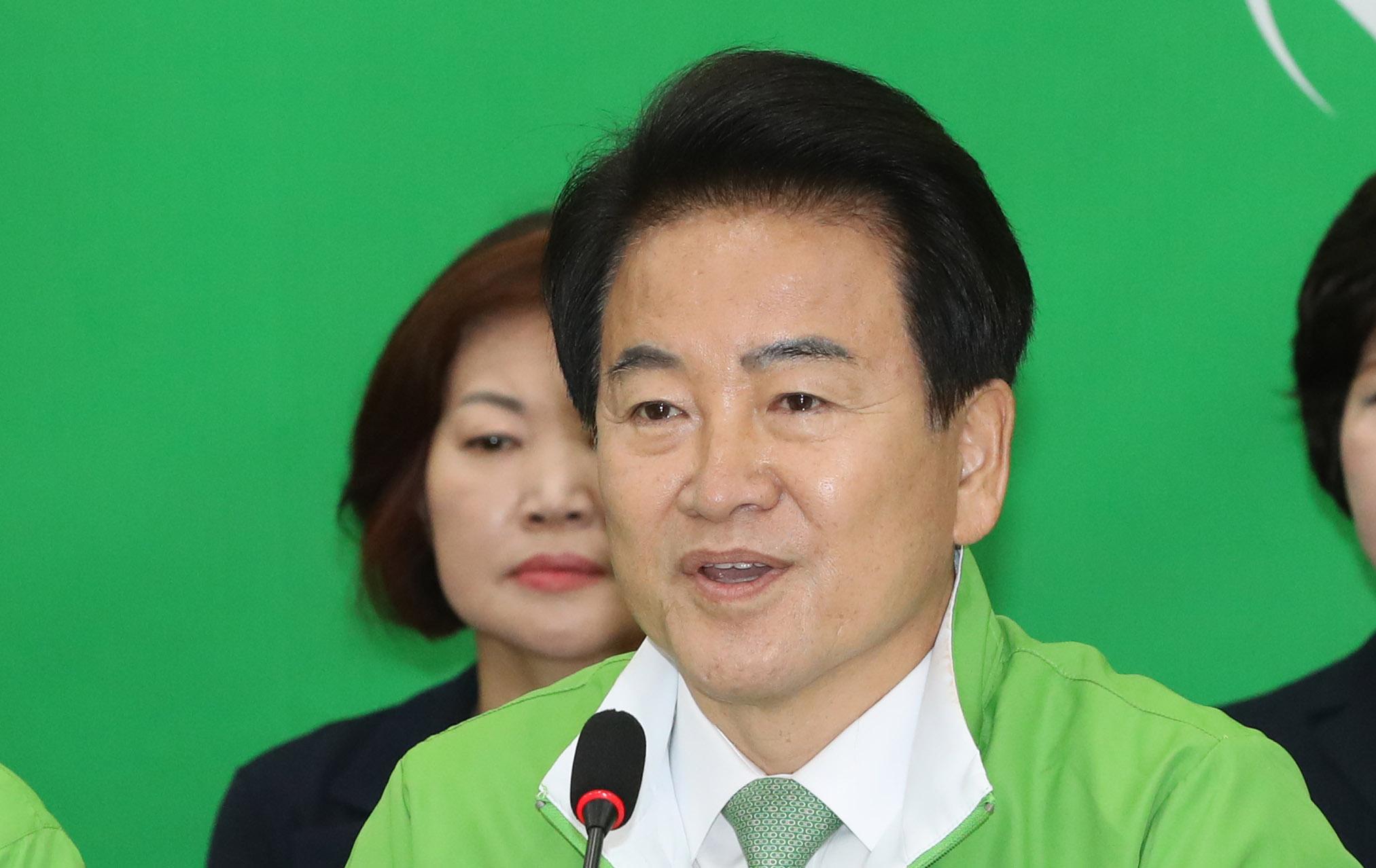 민주평화당 정동영 대표