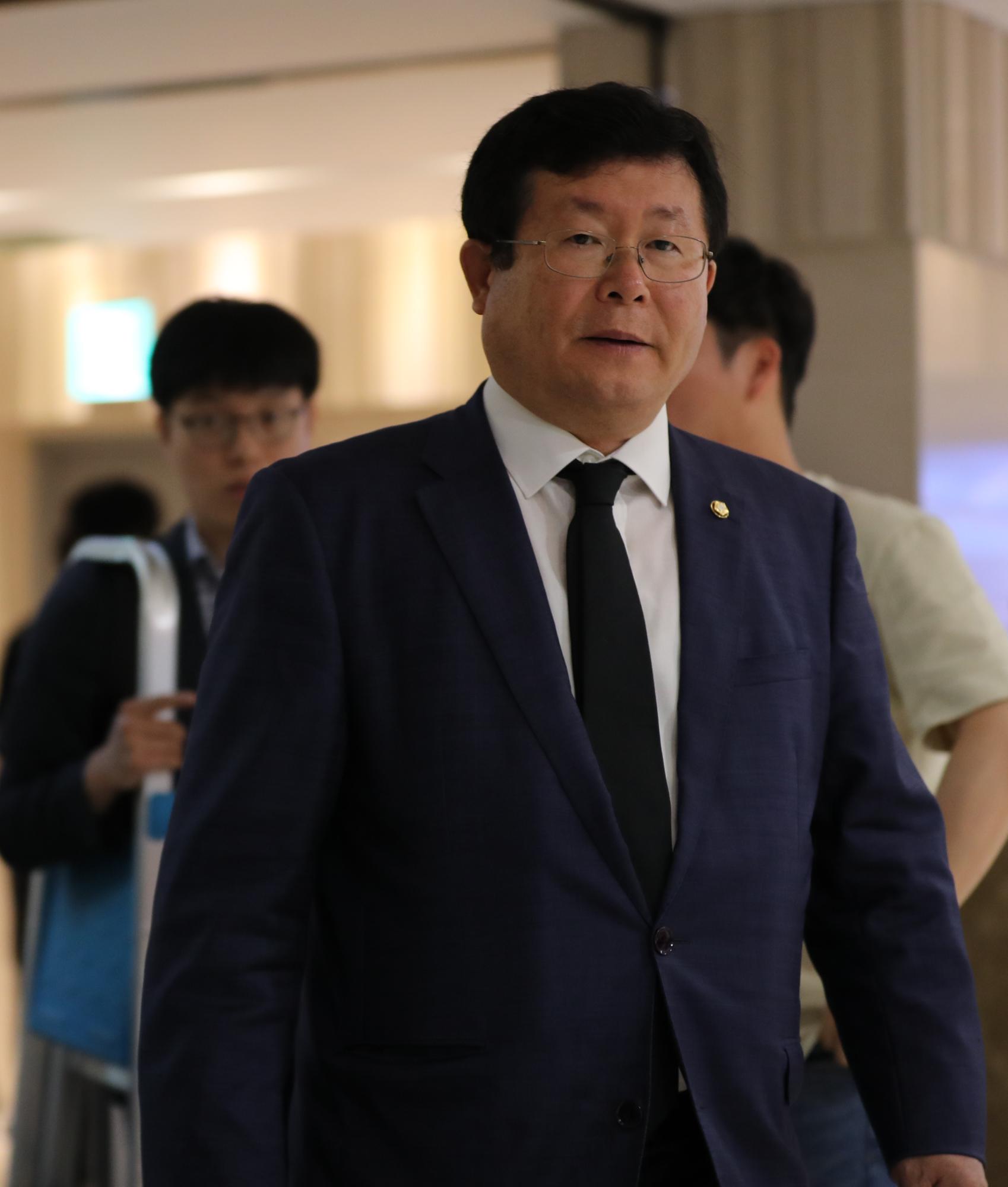 더불어민주당 설훈 최고위원