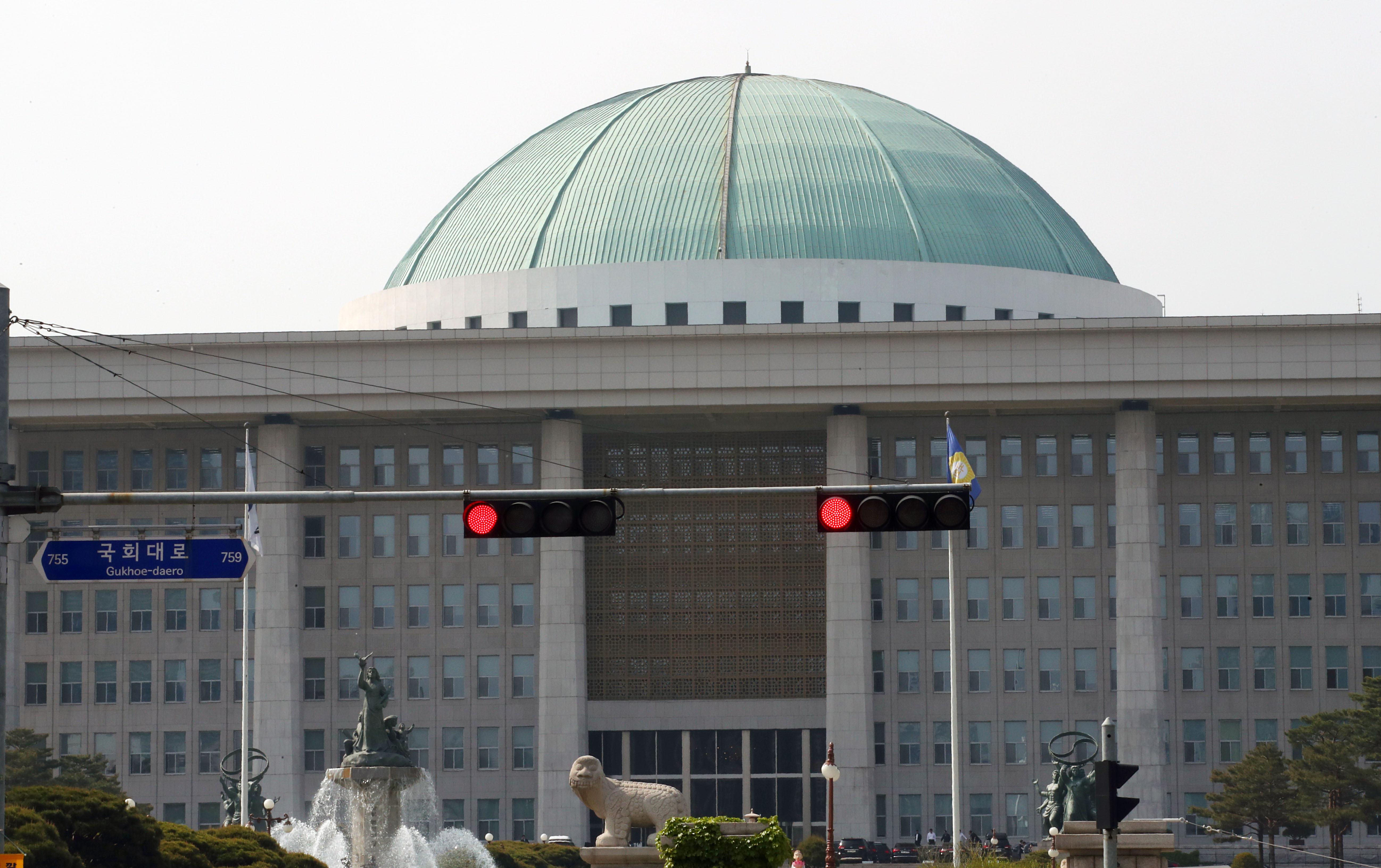 국회 의사당 <사진=연합>
