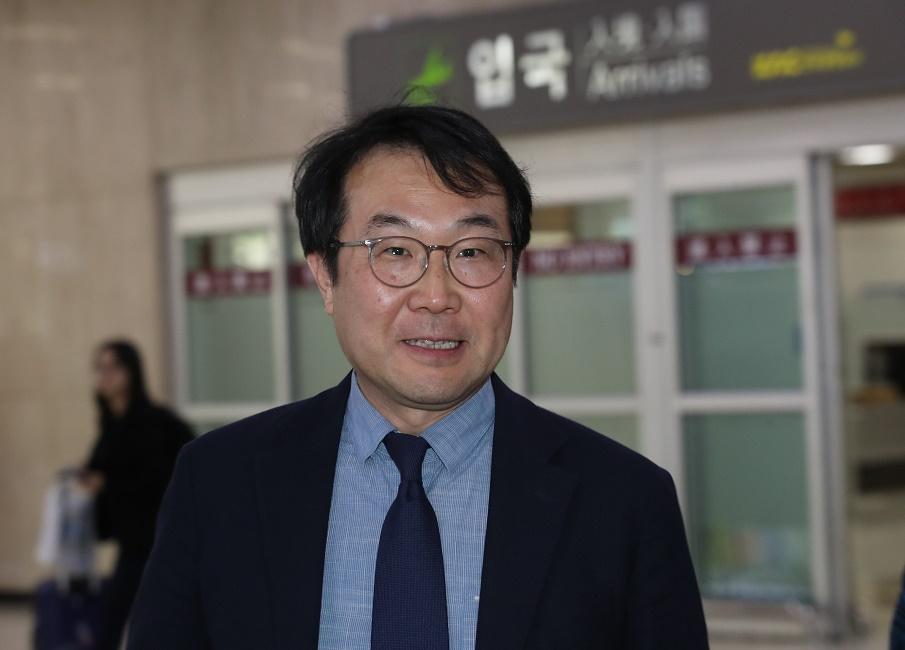 South Korea's chief nuclear envoy Lee Do-hoon <Photo: Yonhap News>
