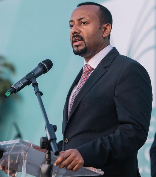 아비 아머드 알리 에티오피아 총리 <사진=연합>