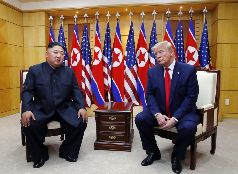 N. Korea reminded the U.S. for the year-end deadline of the stalled nuclear negotiations, Dec 3, 2019.
