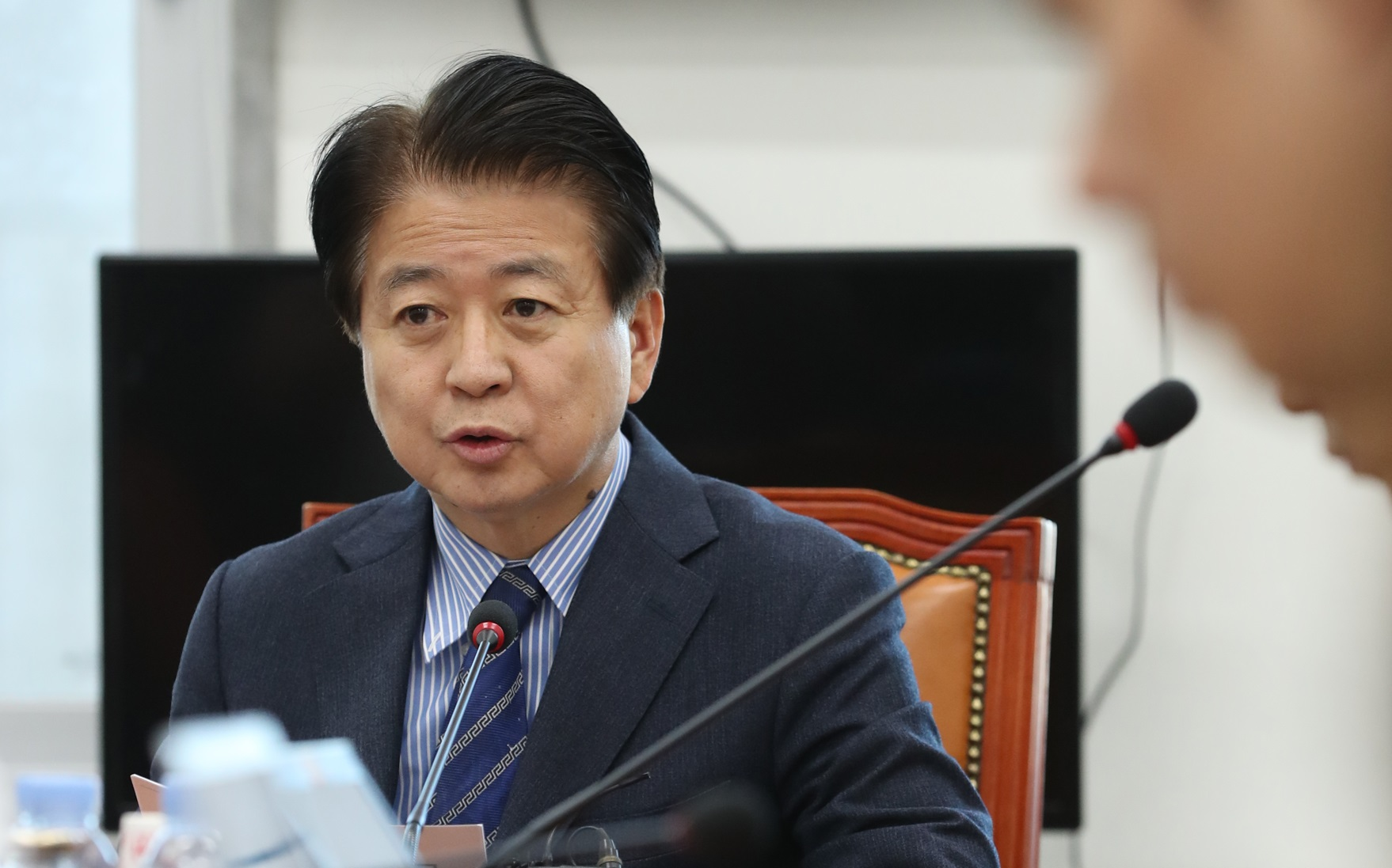 국회 과학기술정보방송통신위원회 노웅래 위원장