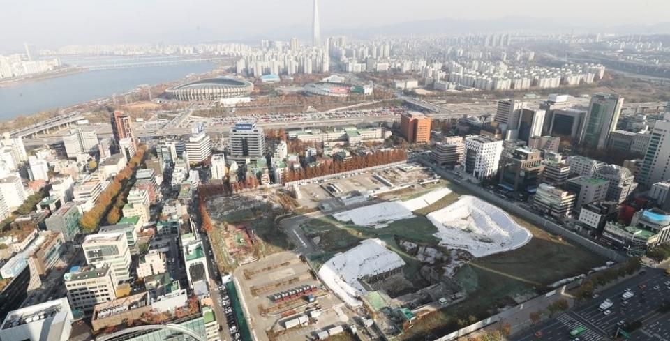 현대차 GBC 건축허가…내년 상반기 착공·2026년 준공