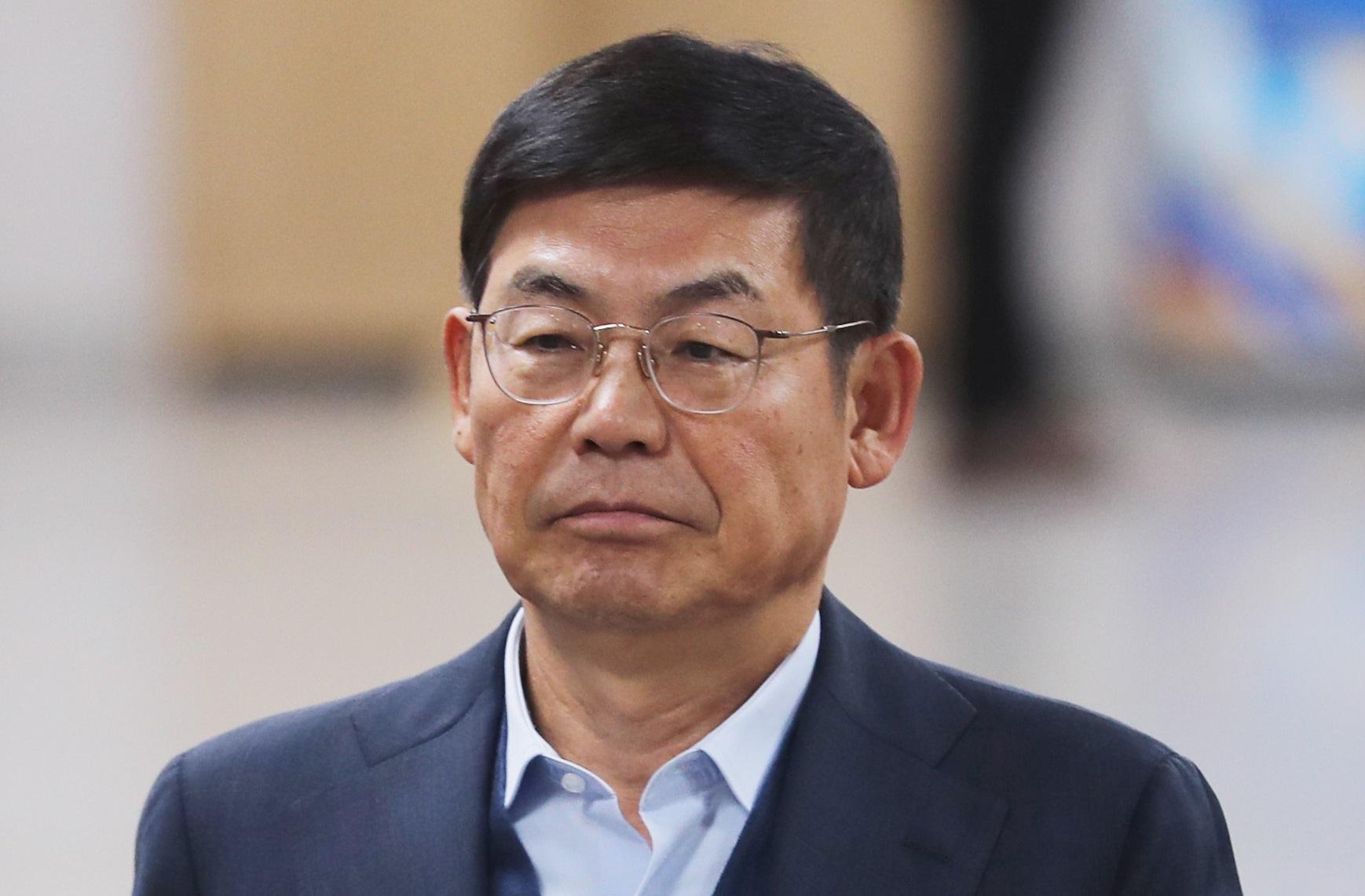 이상훈 삼성전자 이사회 의장
