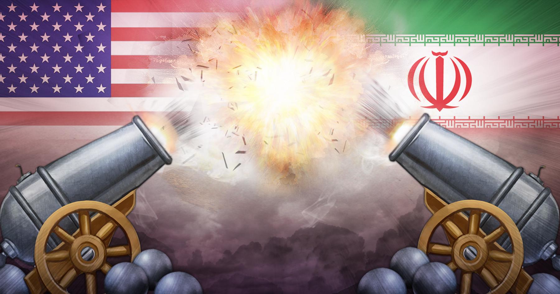 미국 - 이란 무력 충돌