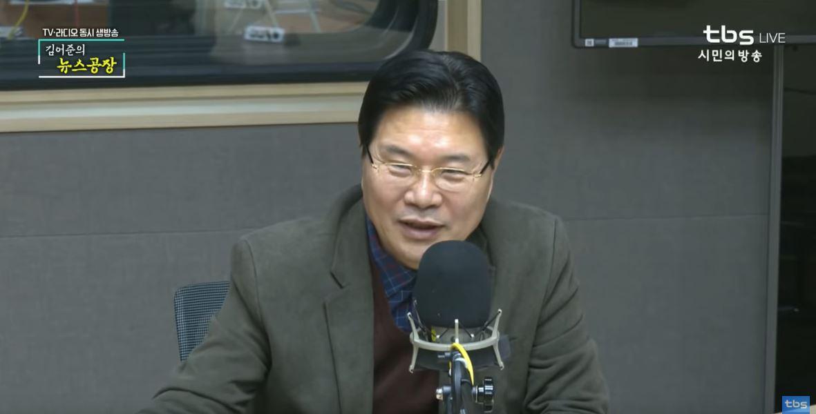 우리공화당 홍문종 공동대표