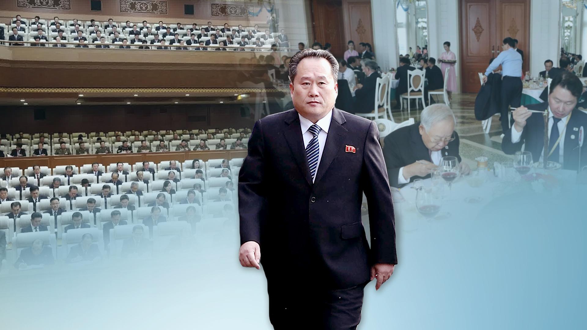 리선권 북한 신임 외무상