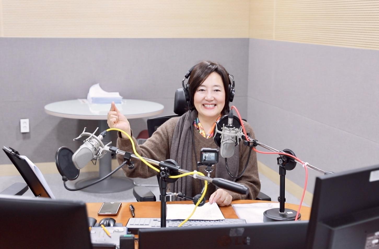 박영선 중소벤처기업부 장관 <사진=tbs>