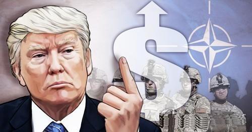 트럼프 방위비분담금 인상 요구