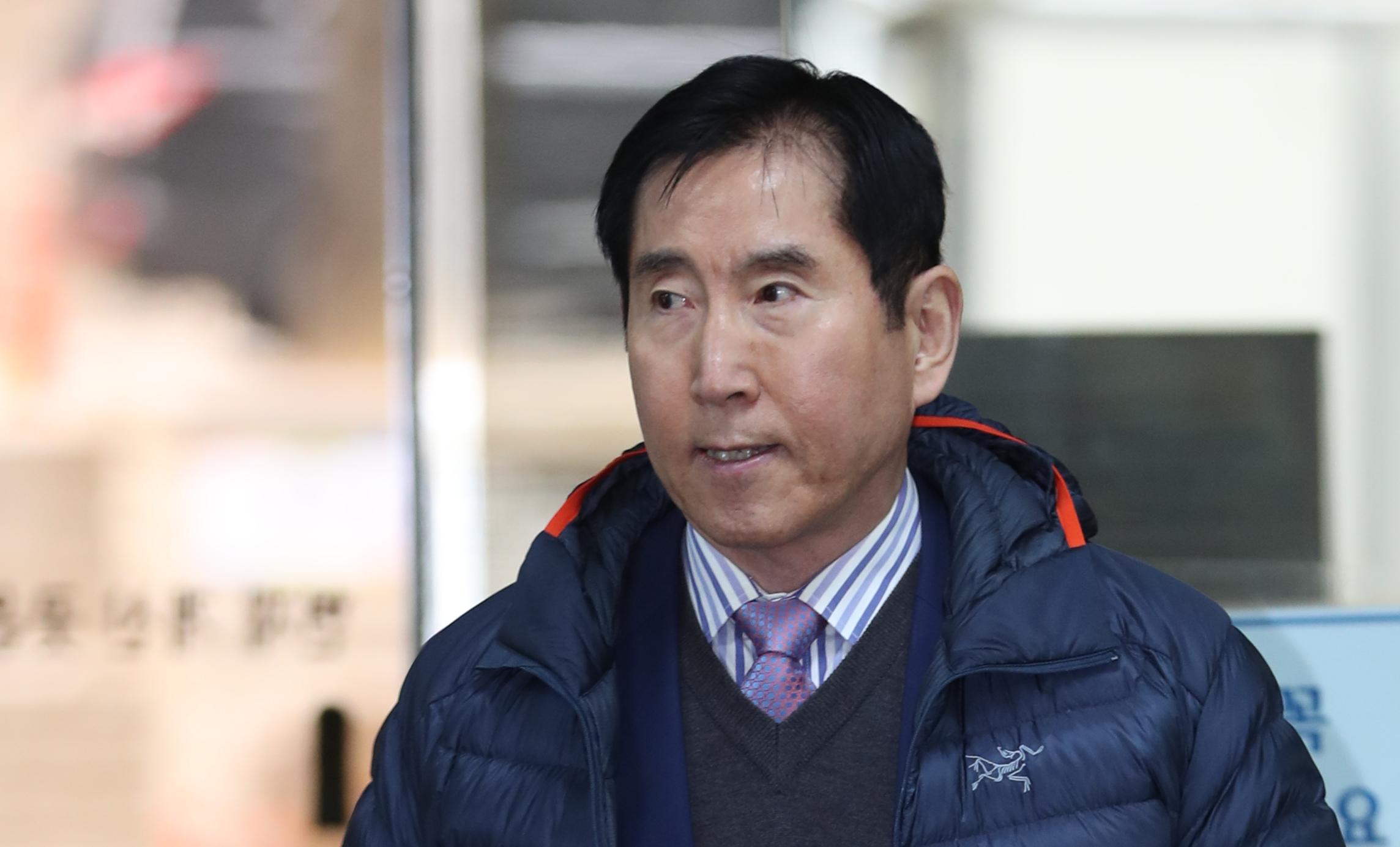조현오 전 경찰청장