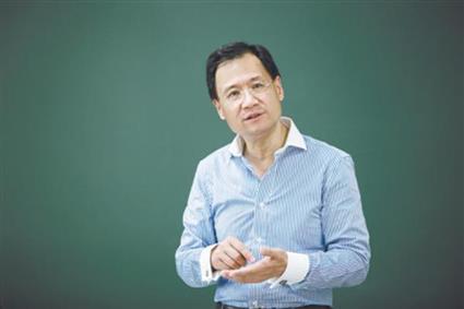 쉬장룬 중국 칭화대 교수<사진=칭화대>